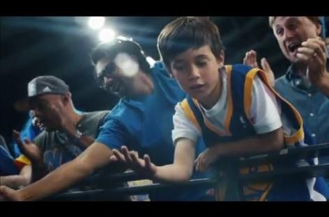 Kolejna niesamowita reklama NBA