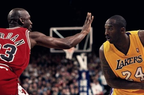 NBA: Jordana wiadomość do Bryanta