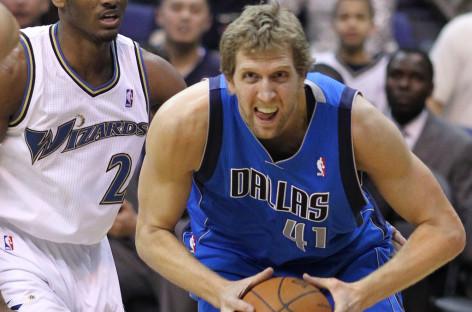 NBA: Być jak Dirk Nowitzki… świetna parodia!