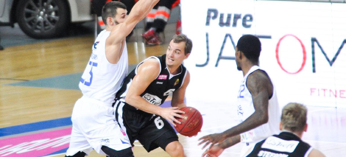 TBL: Kolejny zawodnik w AZS Koszalin