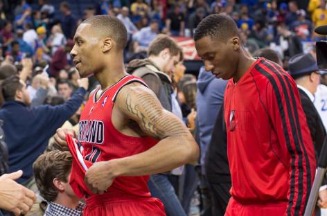 Wyniki NBA: coraz mniej niewiadomych, 59 punktów Lillarda!