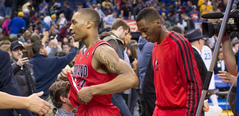 NBA: Trzeci taki mecz w historii. DAM(ia)N Lillard!