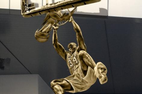 NBA: Przed Staples Center stanie pomnik Shaqa!