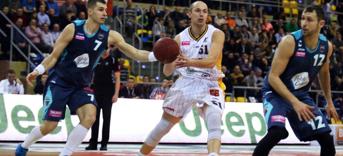 Adam Kaczmarzyk zostaje w BM Slam Stali Ostrów Wlkp.