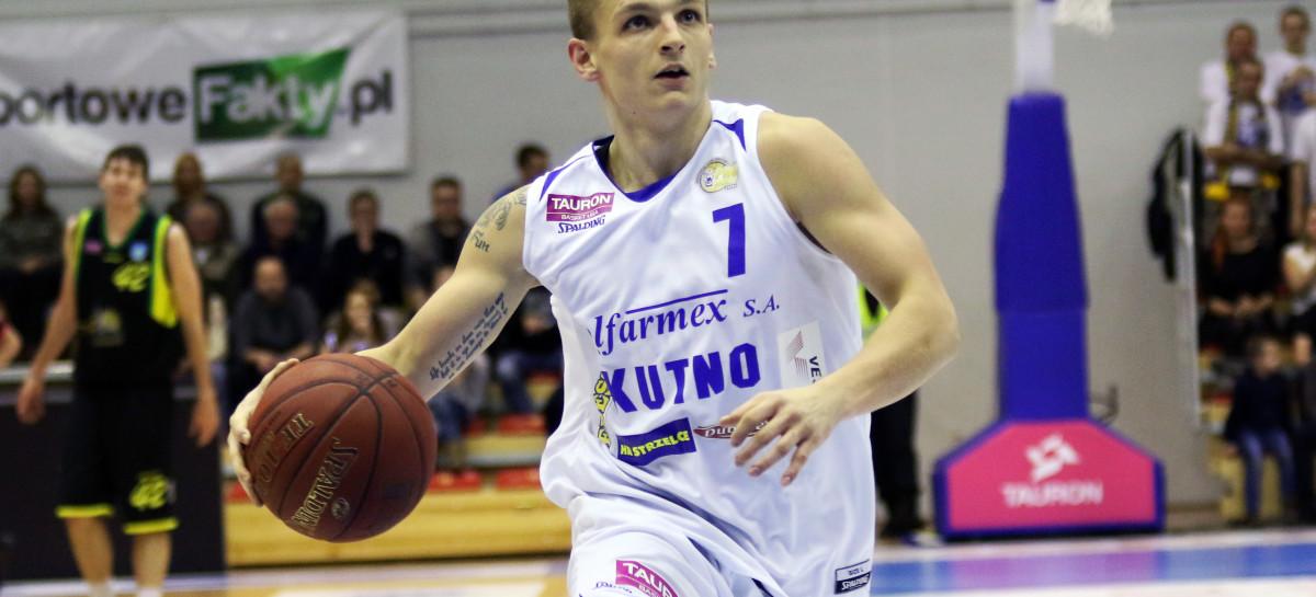 TBL: Grochowski zostaje w Kutnie