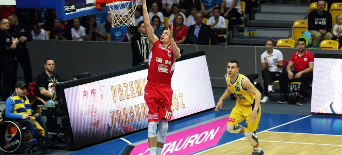 PLK: MKS wygrał z Polskim Cukrem