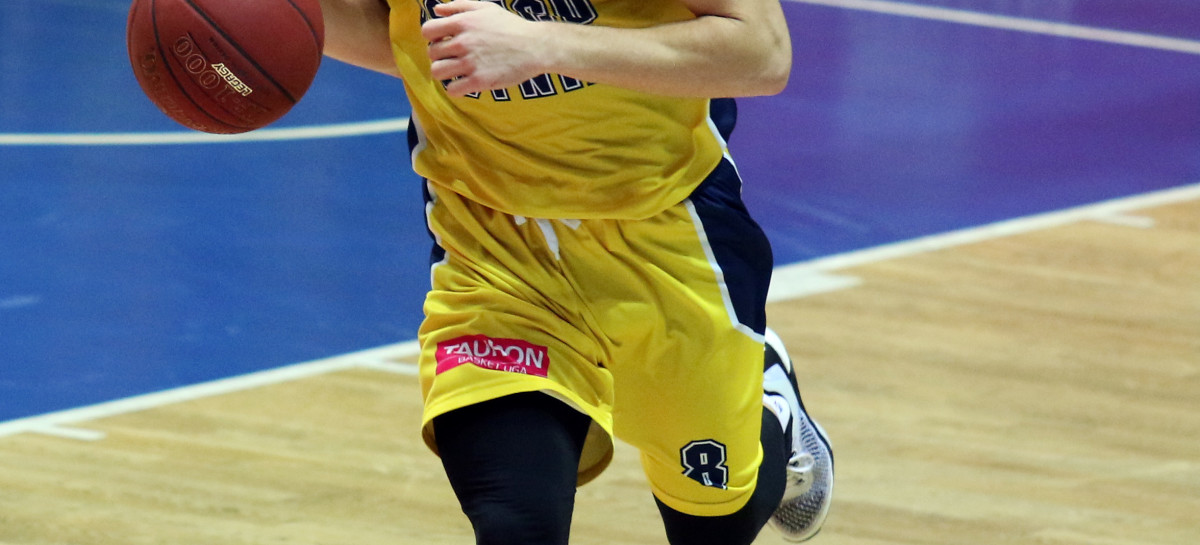 PLK: Filip Matczak wraca do rodzinnego Stelmetu