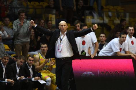 PLK: Tane Spasev nowym trenerem Legii Warszawa
