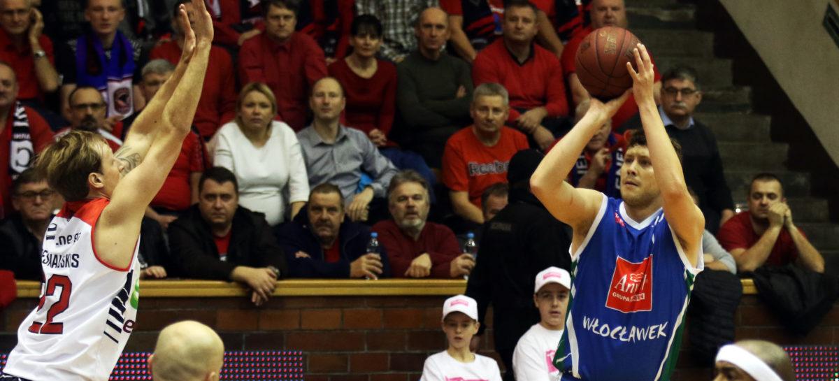 Wyniki PLK: Anwil wygrał w Zgorzelcu, zwycięstwa Rosy, Czarnych, Stelmetu oraz Miasta Szkła