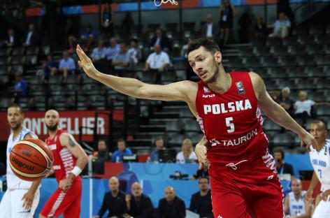 Polacy za granicą: Tony Parker oglądał porażkę zespołu Cela!