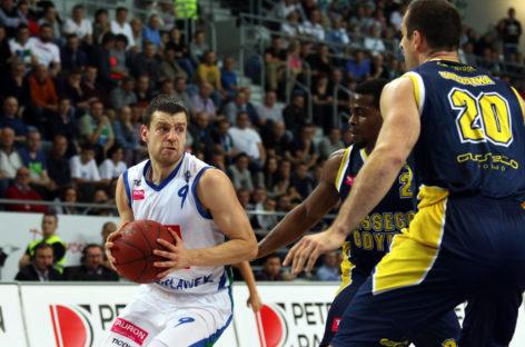 Wyniki PLK: Anwil wygrał w Gdyni