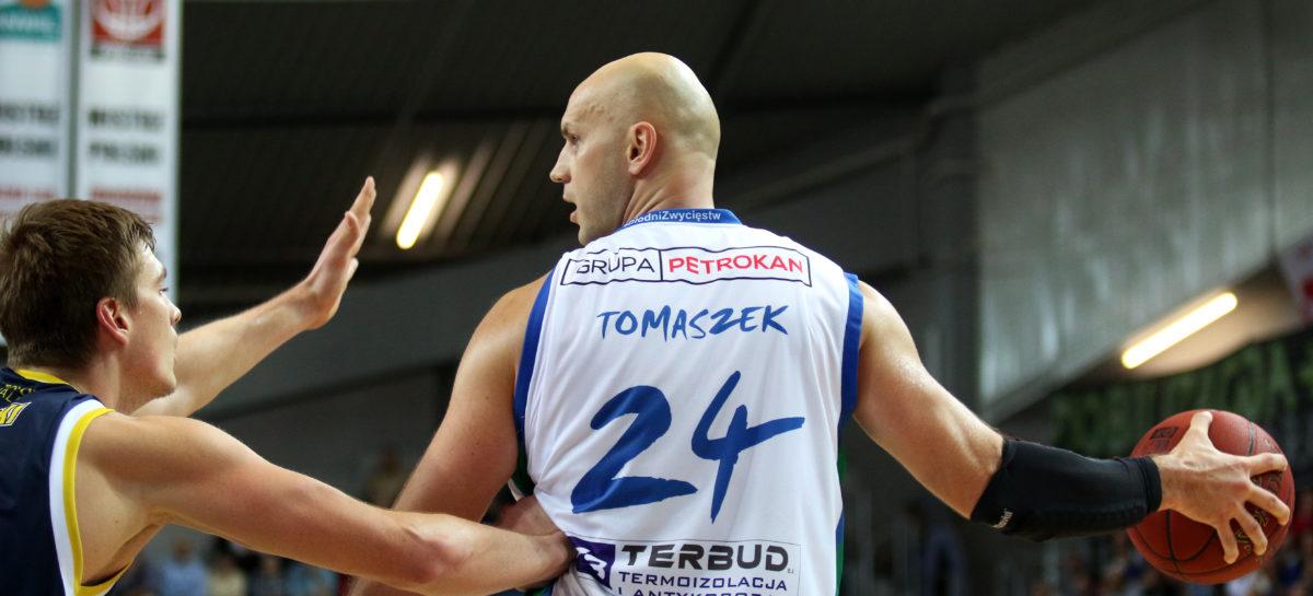 TBL: Tomaszek wzmacnia PGE Turów Zgorzelec
