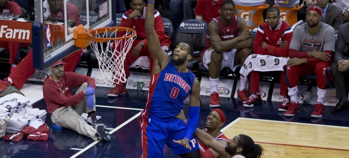 NBA: Pistons zmieniają halę, zmienią też logo