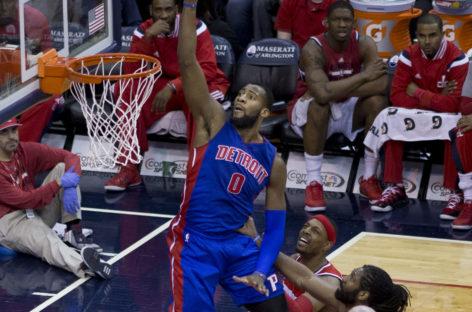 NBA: Zadyszka Andre Drummonda