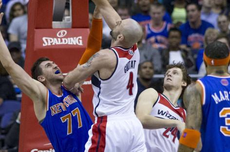 NBA: Koniec Andrei Bargnaniego?