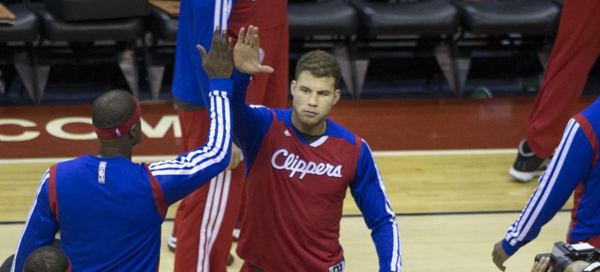 Wyniki NBA: Powrót Griffina, Antetokounmpo zapewnia Bucks wygraną