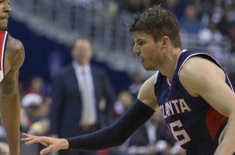NBA: Korver potrzebował czasu, ale już zaczyna się rozkręcać