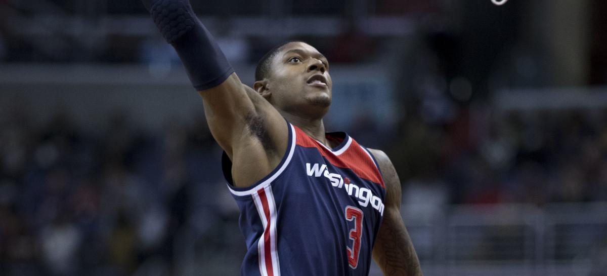 Wyniki NBA: Świetna druga połowa Wizards, ekipa Gortata w ósemce
