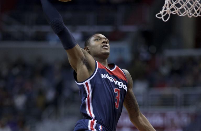 Wyniki NBA: Znakomity występ Beala, Wizards w końcu mają powody do optymizmu