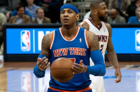 Carmelo Anthony: Jeśli mój czas w Knicks jest policzony, to…