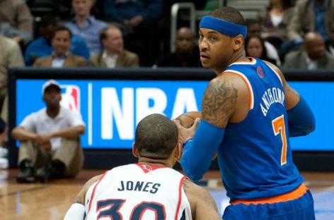 NBA: Melo jednak odejdzie z Knicks?