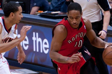 Wyniki NBA: Znakomita obrona Raptors. Pierwsza porażka Cavs