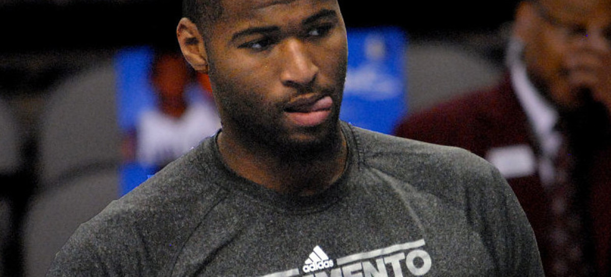NBA: DeMarcus Cousins podejmie Kings