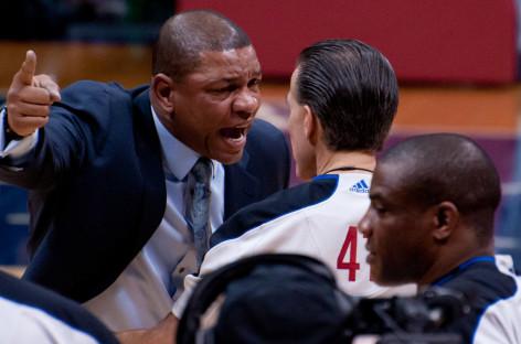 NBA: Jaki ojciec, taki syn – Riversowie wyrzuceni z jednego meczu