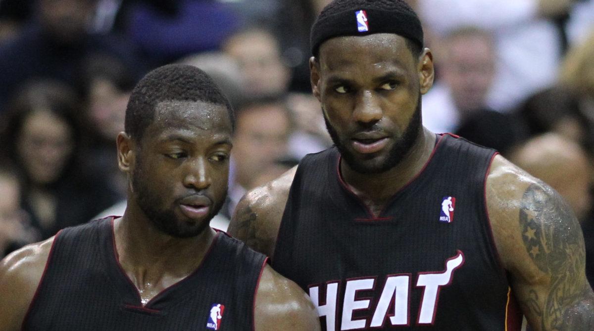 Wade: Niektórzy skupiają się tylko na pokonaniu LeBrona
