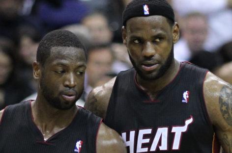 NBA: Wade i Melo w Ohio? Szanse są nikłe