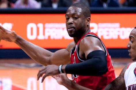 NBA: Whiteside liczy, że Wade wróci do Miami