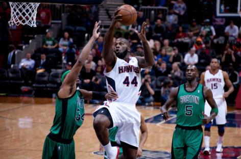Wyniki NBA: Bez niespodzianek, Spurs, Hawks prowadzą 2-0