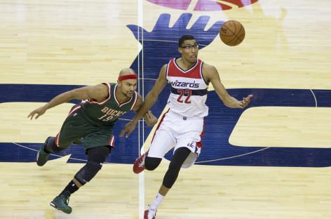 Wyniki NBA: Wizards wygrywają, Gortat wyszedł ze szpitala