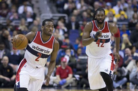 Wyniki NBA: Wizards ogrywają Pacers bez Gortata