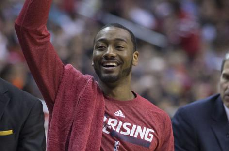 Wyniki NBA: Double-double Gortata, końcówka Walla daje wygraną Wizards
