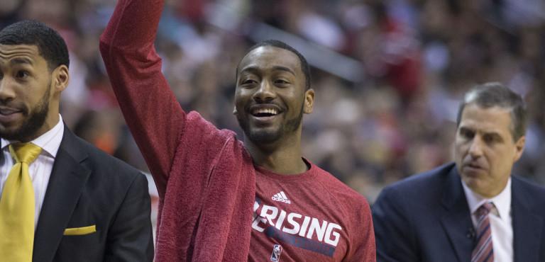 Wyniki NBA: Debiut nowych zawodników, Wizards gonią ósemkę