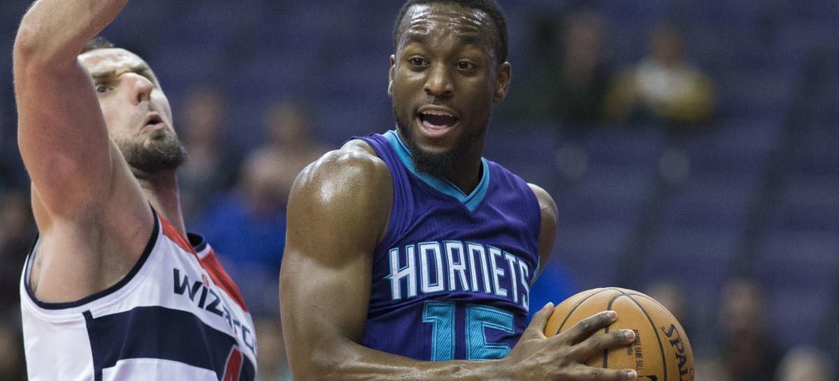 Wyniki NBA: 16 zbiórek Gortata, Wizards bez zwycięstwa w Charlotte
