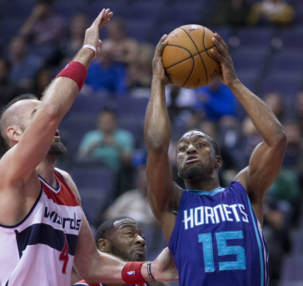 Hornets at Wizards 10/17/14
