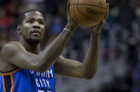Rio: Amerykańska dominacja, 30 punktów Duranta