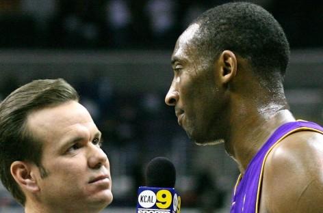 Kobe: Wygraliśmy dzięki skarpetkom!
