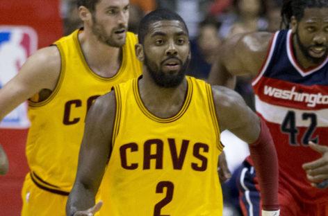 NBA: Irving obawia się tego, co stanie się z Cavs