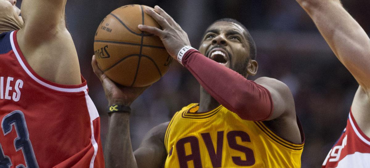 NBA: Co z kolanem Kyriego Irvinga?