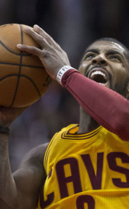 NBA: Kyrie Irving gotowy na starcie z Warriors