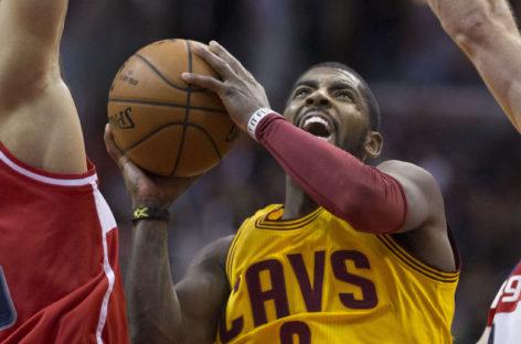 NBA: Kyrie Irving gotowy na starcie z Warriors