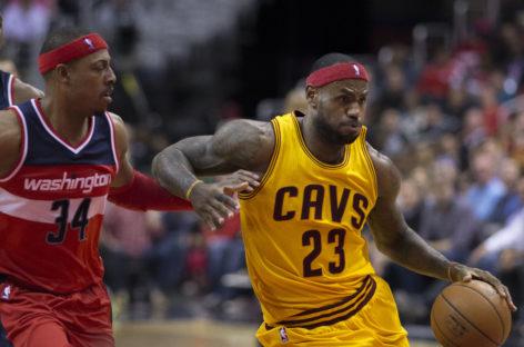 NBA: Najlepsze momenty sezonu 2015/16