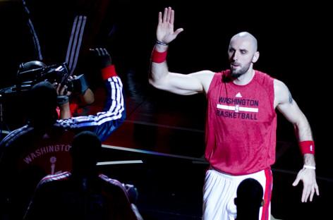 Wyniki NBA: Uraz Gortata, ale Wizards zwycięscy