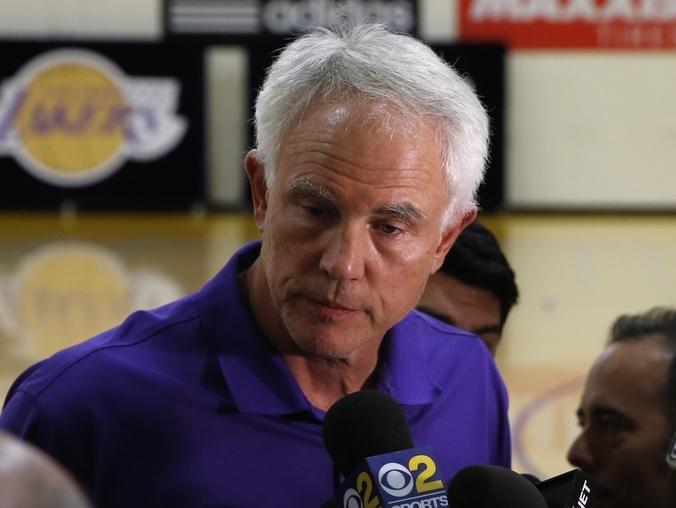 NBA: Lakers czekają na emeryturę Bryanta