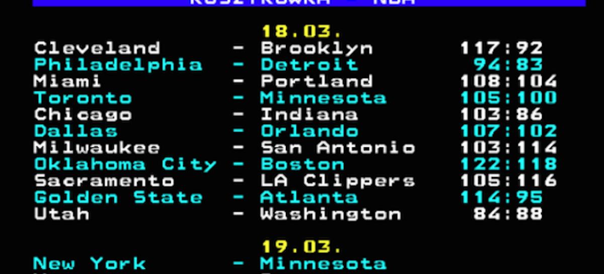 NBA: Magia numeru 265. Pamiętasz?