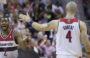 Wyniki NBA: Wizards za słabi na Cavs, 23 minuty Gortata