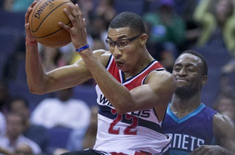 Wyniki NBA: Wizards gromią w Atlancie, świetny Gortat